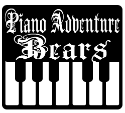 Piano Adventure Bears